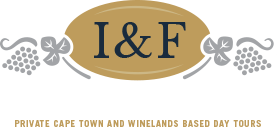 I and F Elegant Country Tours Logo