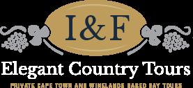 I and F Elegant Country Tours Logo